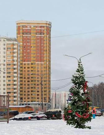 г. Москва,<br/>«Град Московский»